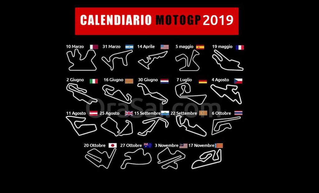 calendario-motogp-2019-date-mappe